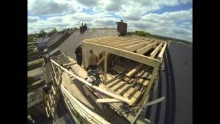Gopro timelaps loft conversion