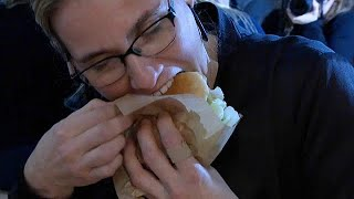 Not-so-sacre beurre as burger topples ham sandwich as France