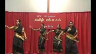 Karikalan Song - Vettaikkaran Tamil Dance Performance