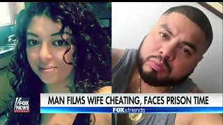 Man faces 15 years for filming his wife cheating with boss