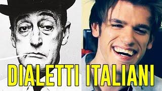 INSULTI IN TUTTI I DIALETTI ITALIANI - #DialectChallenge - iPantellas