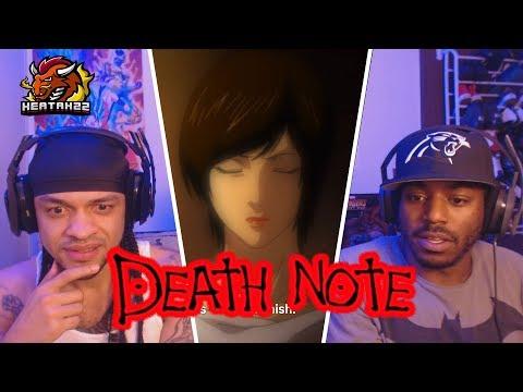 Takada Feelin' Saucy! Death Note Episode 33 Reaction!