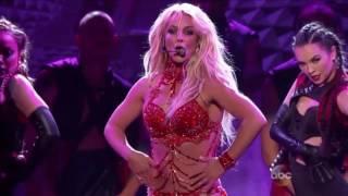 Britney Spears - Medley Billboard Music Awards 2016 full performance