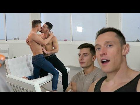 Xxx Mp4 OMG At A Gay Porn Shoot 3gp Sex