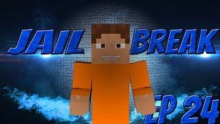 Minecraft Jailbreak - Episode 24 - We have a lot to go!