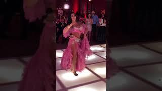 أللا كوشنير رقص شرقي ، فرح مصري ٢٠١٨/Belly dance Alla Kushnir.Egyptian wedding 2018.