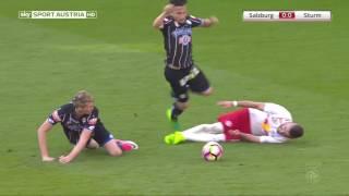 Tipico Bundesliga 16/17, 28. Runde: FC Red Bull Salzburg - SK Sturm Graz 1:0 (VIDEO-Highlights)