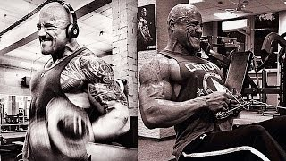 The Rock's HERCULES WORKOUT REVIEW - Arms & Abs