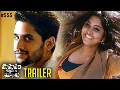 Saahasam Swaasaga Saagipo Theatrical Trailer | AR Rahman | Naga Chaitanya | Gautham Menon #SSSMovie