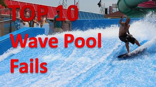 Top 10 Wave Pool Fails