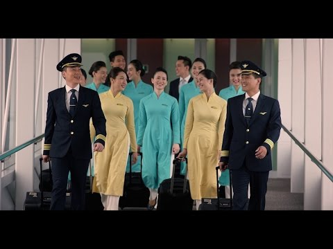 Vietnam Airlines Golden Lotus Sản xuất phim quảng cáo Cong ty san xuat phim quang cao