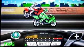 Drag Racing Bike Edition: How To Tune A Level 10 Ninja 1400 4.467s 1/8 mile!