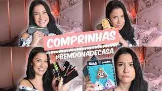 COMPRINHAS DE BESTEIRAS ÚTEIS 😂😍🛍