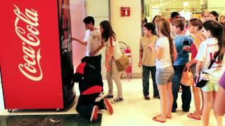 Coca-Cola | Máquina da Felicidade em Porto Alegre