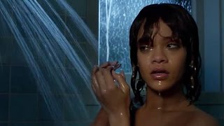 Rihanna Recreates Psycho Shower Scene With SURPRISE Twist For Bates Motel