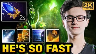 Miracle- Rubick Mid - Steal  Everything in Fastest Way Dota 2