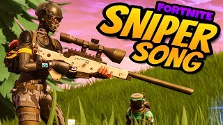 "FORTNITE SNIPER SONG ""(Official Music Video)"""