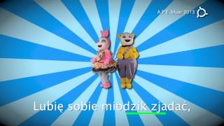 Tulinki - mały miś (karaoke, instrumental; mały pluszowy miś)