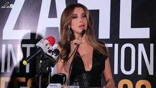 نانسي عجرم تفجّر موقفها من محمد عساف