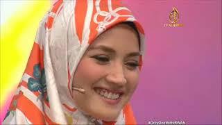 Al Hijrah: Fazura ditanya pasal jodoh dgn Fattah Amin