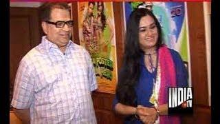 Padmini Kolhapure's Interview for Phata Poster Nikla Hero