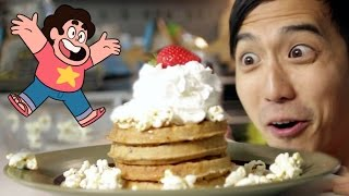 How to Make the TOGETHER BREAKFAST from Steven Universe! Feast of Fiction S4 Ep14