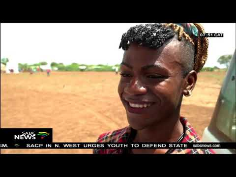 Xxx Mp4 LGBT Pride Festival In Kenya S Kakuma Refugee Camp 3gp Sex