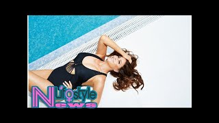 Lisa snowdon is stunning in swimwear collection for over-45s