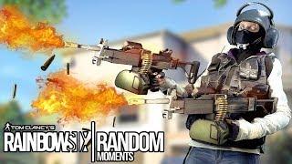 Rainbow Six Siege - Random Moments: #11 (Boring Buck,Operation Lag)