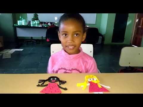 Teste da boneca Dia da consciência negra 2016