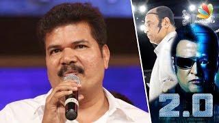 Director Shankar clarifies Rajinikanth's Get-ups in Robo 2.0 | Latest Tamil Cinema News