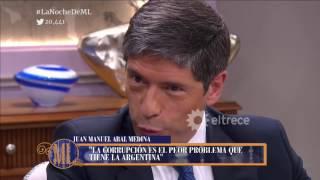 Abal Medina habló de los procesamientos a la familia Kirchner