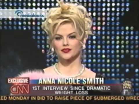 Anna Nicole Smith TRIMSPA Media Coverage