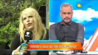 Nazarena Velez sale a hablar del audio de Muscari