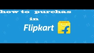 how to purchase from flipkart in [hindi]