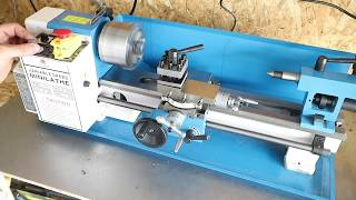 Testing The Cheapest Chinese Mini Metal Lathe