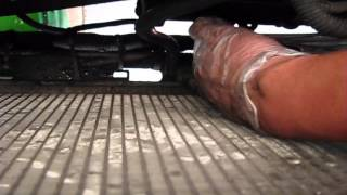 how to replace radiator on dodge neon 02 part2