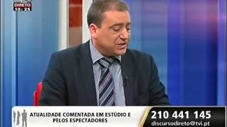 Revista de imprensa com o Enf. José Carlos Gomes
