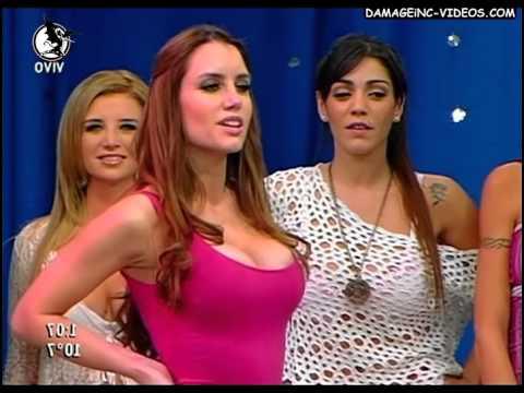 Xxx Mp4 Estefania Colombo La Noche Del Domingo Upskirt Escote 3gp Sex