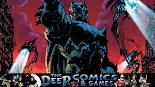New Comic Book Day 6/14/17 The DeeP Comics and Games