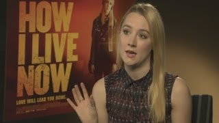 Saoirse Ronan interview: 'Ryan Gosling is a goofball'