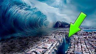 ما الذي قد يحدث لو اختبرنا زلزالا بقوة 10 درجات !!