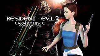 Resident Evil 3: Nemesis - (matando todos los nemesis con pistola) - gameplay Español
