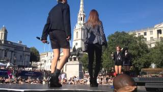 FX at London - Hot Summer and Red Light