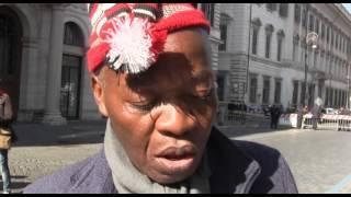 Il Biafra scende in piazza contro i terroristi di Boko Haram