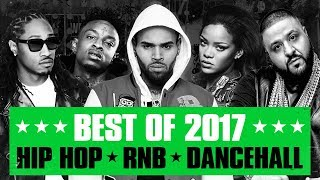 🔥 Hot Right Now - Best of 2017 | Best R&B Hip Hop Rap Dancehall Songs of 2017 | New Year 2018 Mix