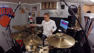 Alex Hernandez   Live Drum Cover of Justin Timberlake's