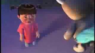 New Soul - Boo (Monsters Inc.)