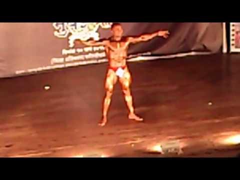 Xxx Mp4 Mumbai Shree 2014 Best Posing Winner ROBOT 3gp Sex