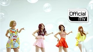 [MV] GIRL'S DAY(걸스데이) _ Hello Bubble